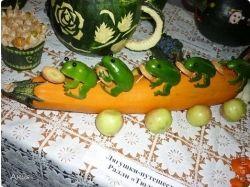 Поделки из фруктов фото 5