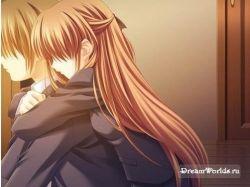 Аниме первая любовь картинки 4