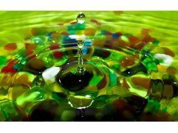 Картинки вода капля 4