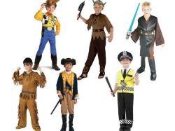 Фото новогодние костюмы для мальчиков 2