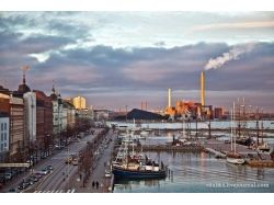 Хельсинки фото зимой 2