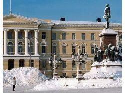 Хельсинки фото зимой 5
