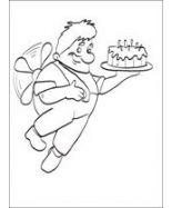 Картинка карлсона для детей 4