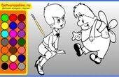 Картинка карлсона для детей 6