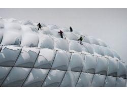 Мюнхен фото зима 6