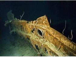 Титаник под водой 2