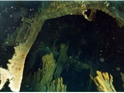Титаник под водой 6