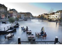 Амстердам зимой 3