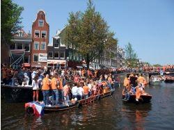 Амстердам зимой 5