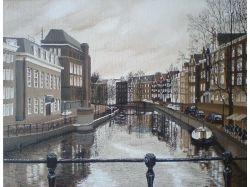 Амстердам зимой 6