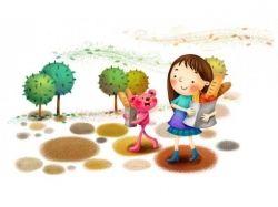 Картинки для детей ветер 6