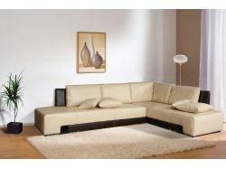 Угловой диван интерьер фото 2