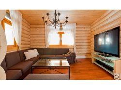 Угловой диван интерьер фото 6