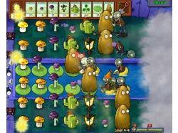 Картинки зомби против растений 1
