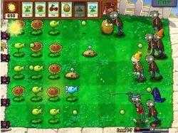 Картинки зомби против растений 4