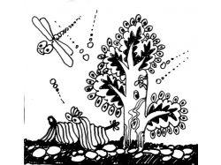 Рисунки для батика 6