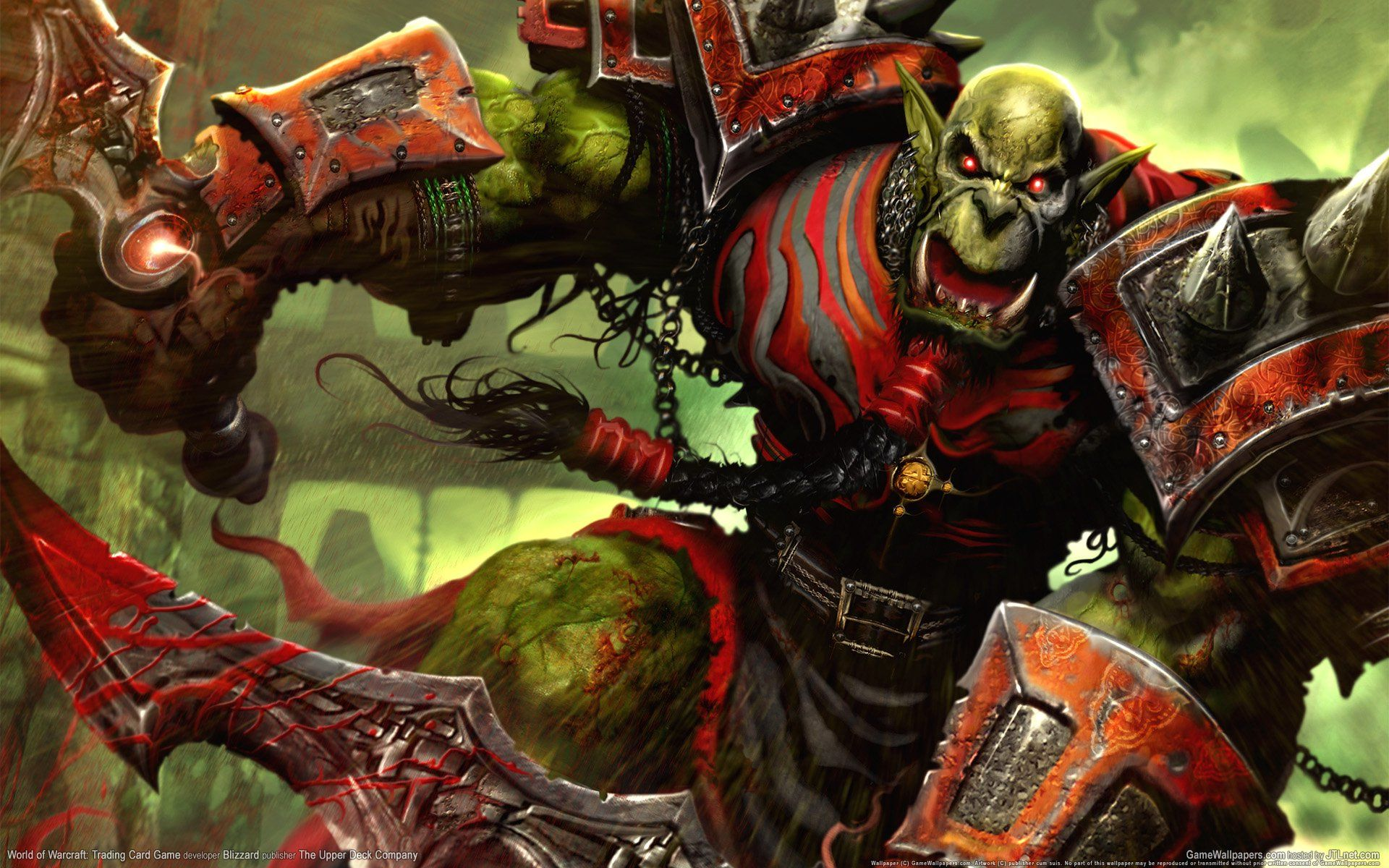 Spawn orc warcraft 2 nsfw bitches