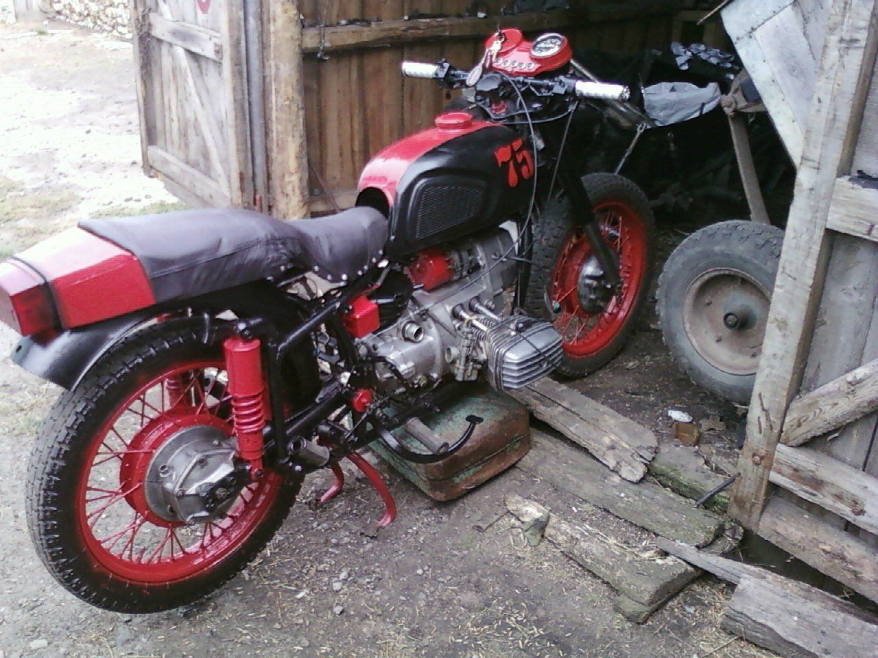 Фото тюнинга мотоцикла иж своими руками