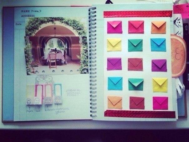 Идеи для личного дневника новые фото