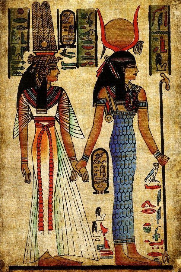 Рисунки египетские фото