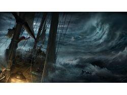 Картинки корабли на море 4