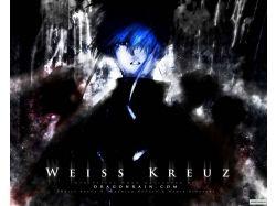 Картинки аниме белый крест 7