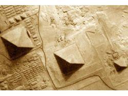 Пирамиды фото космоса 7