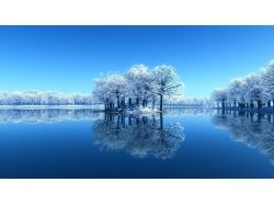 Широкоформатные картинки зимы 7