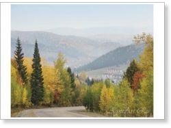 Урал осень фото 1