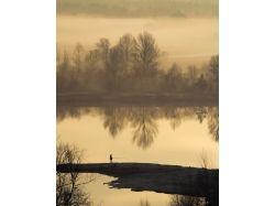 Фото вода в тумане 2