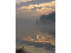 Фото вода в тумане 5