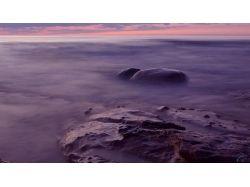 Фото вода в тумане 6