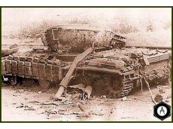 Подбитые грузинские танки фото 2