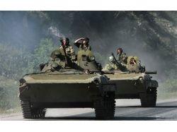 Подбитые грузинские танки фото 4