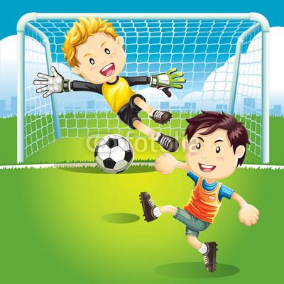 Футбольная картинка на рисунке