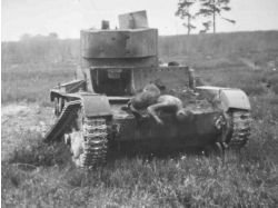 Подбитые и сгоревшие танки фото 1
