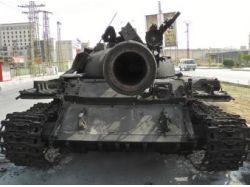 Подбитые и сгоревшие танки фото 6