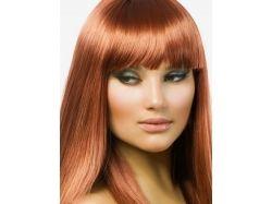 Палитра оттенков волос для цветотипа осень фото 1