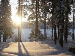 Карелия фото зима 3