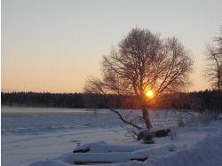 Карелия фото зима 4
