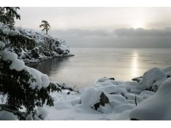 Карелия фото зима 5