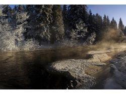 Фото зима обои на рабочий стол 2