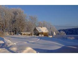 Фото зима в закарпатье 2