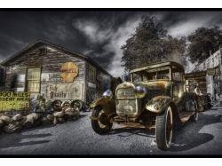 Зарубежные грузовые ретро авто картинки 7