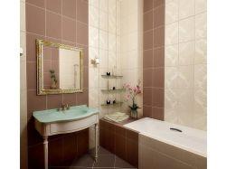 Интерьер фото ванная 7