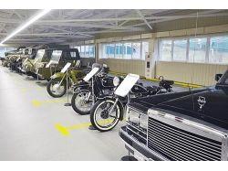 Государственный музей ретро автомобилей 4