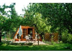 Дачный домик интерьер фото 1