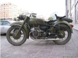 Военные мотоциклы фото 7