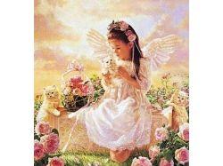 Ангелочки дети картинки 6