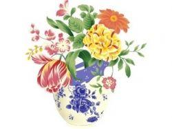 Фото букетов цветов высокого разрешения